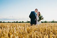 A stunning wheat field location for your photographs.