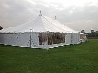 Traditional Pole Marquee]
